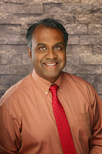 Photo of Dr. Ambati